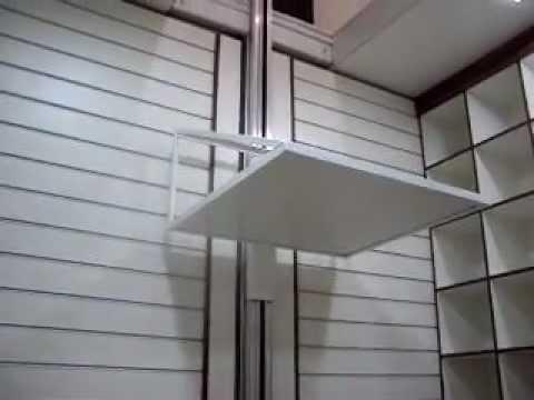 Confecção/instalação de elevador monta carga